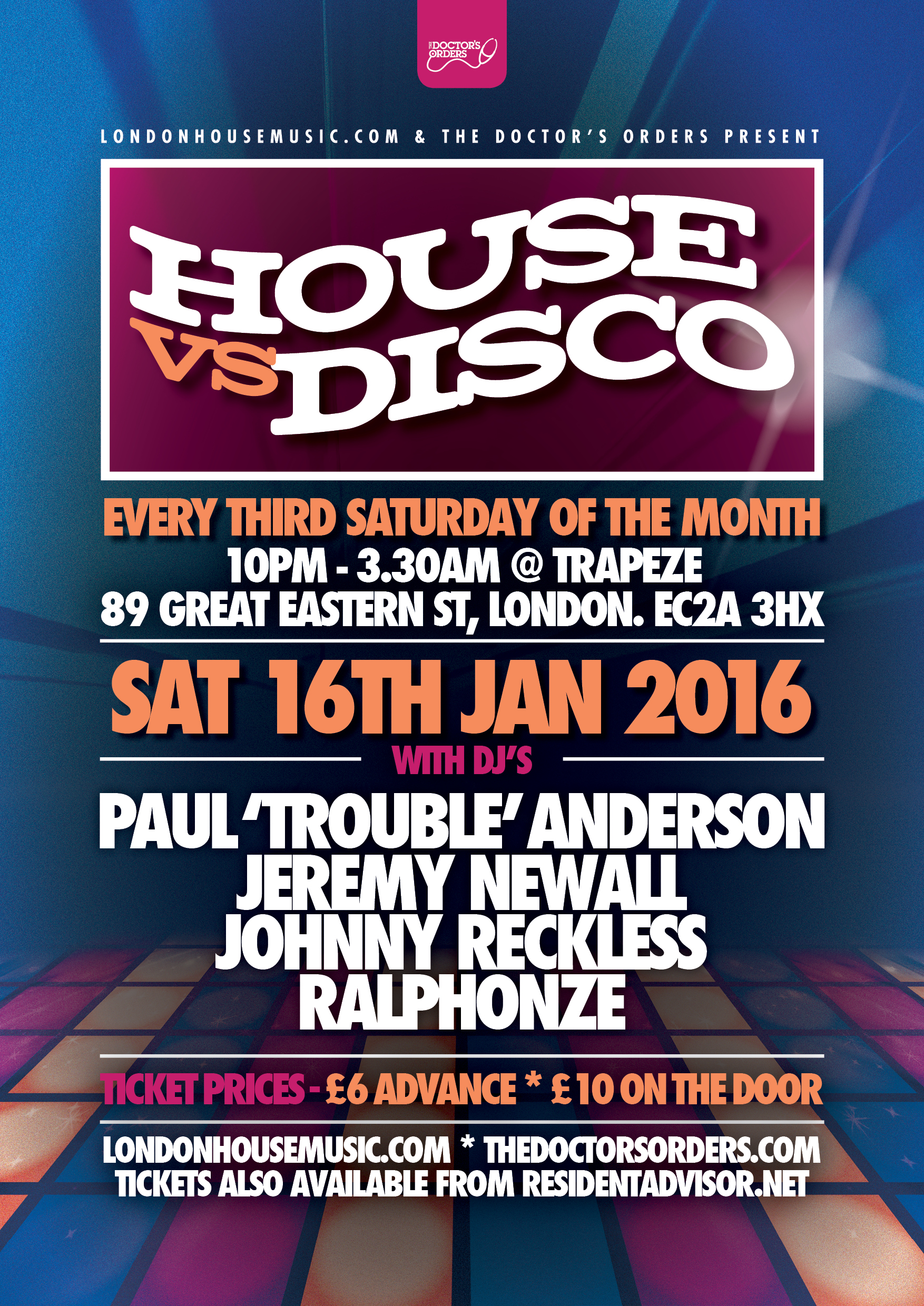 HouseVSDisco_A3_Jan16