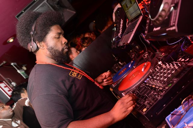 Questlove @ East Village