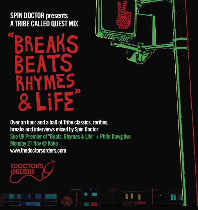 Breaks Beats Rhymes & Life