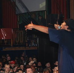 KRS-ONE @ HMV FORUM