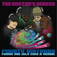 The Doctors Orders 4th Birthday Mix