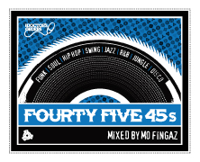 45 x 45s Mix