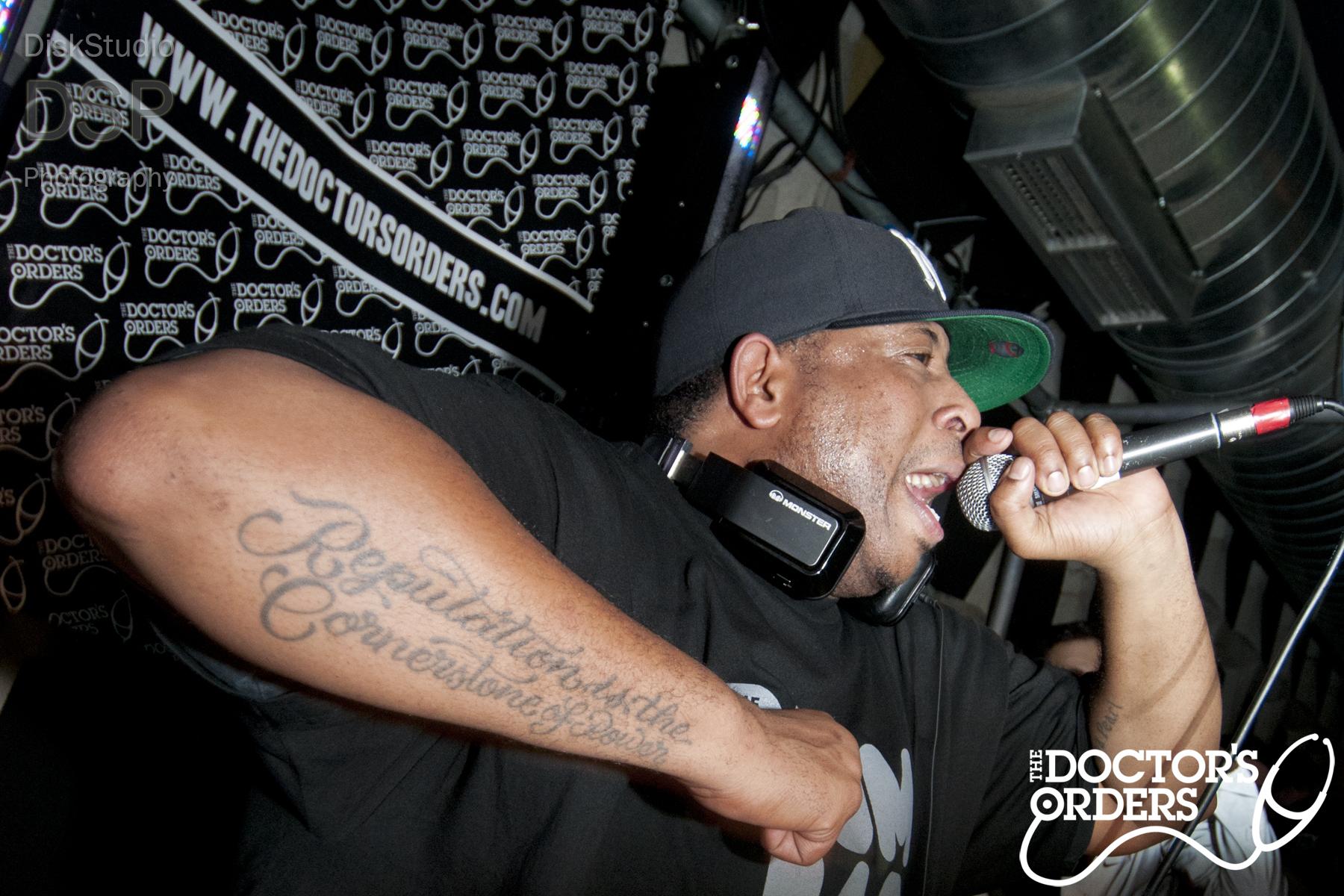 DJ Premier in London