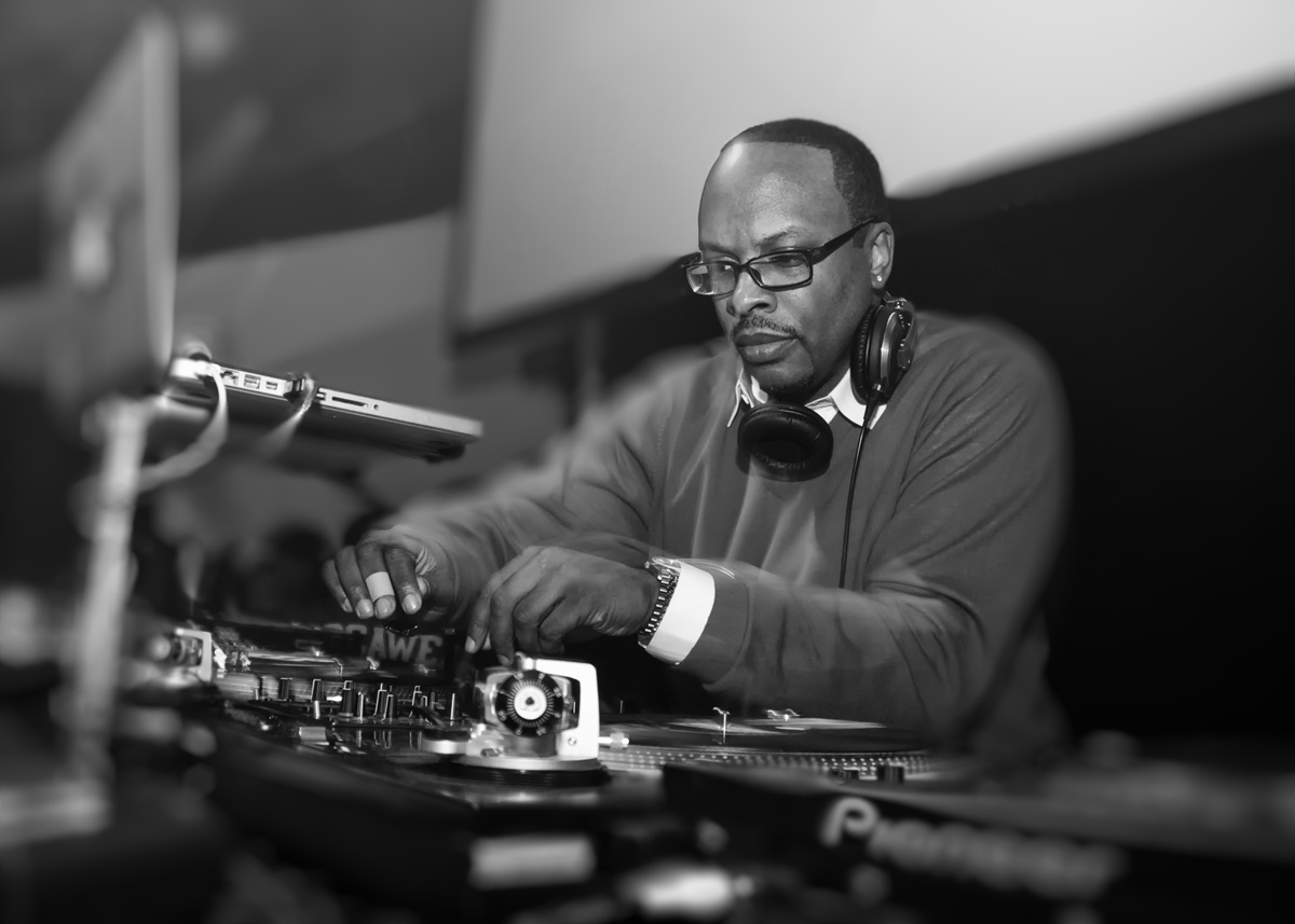 Jazzy Jeff Mix