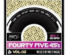 45 x 45 by Mo Fingaz