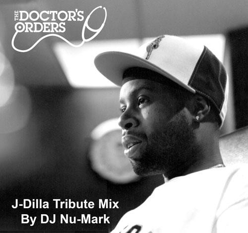 J-Dilla Tribute Mix