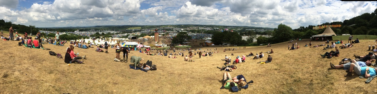 TDO x GLASTONBURY