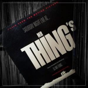 Saturday Night Live @ Mr Thing's