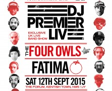 Saturday 12th September