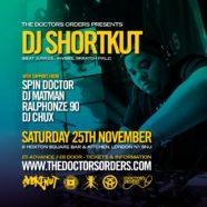 Saturday 25th November