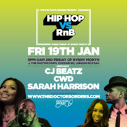 Fri 19th January