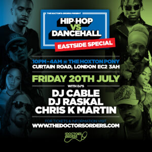 Fri 20th July
