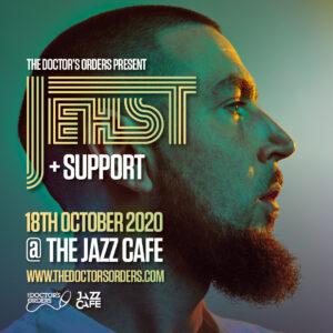 Jehst Live @ The Jazz Cafe